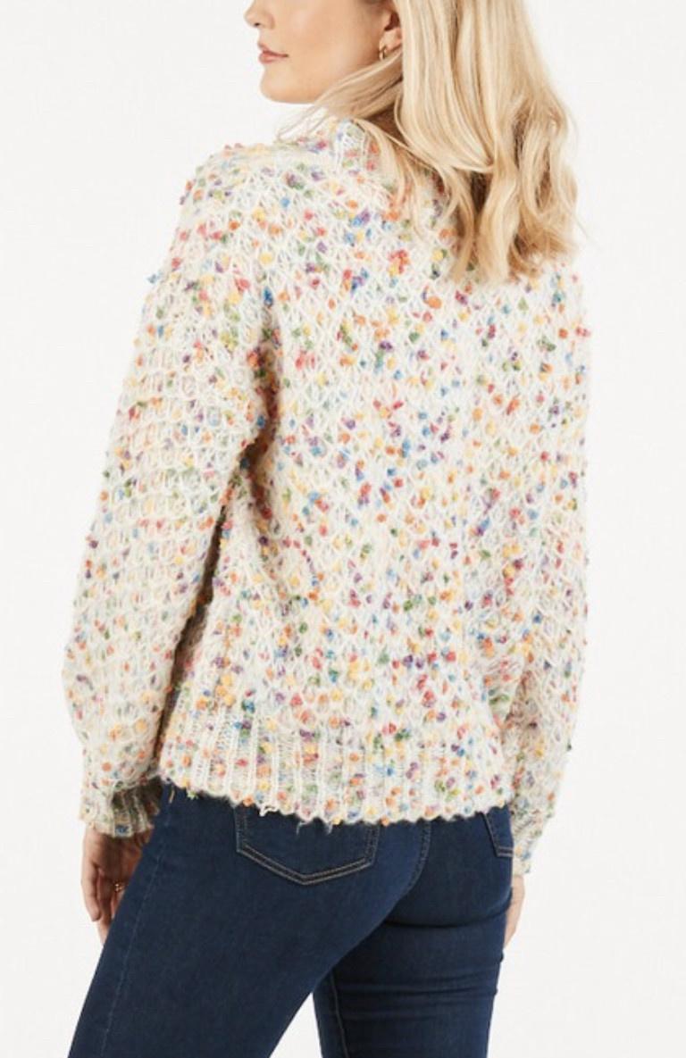 Love Riche Celebration Sweater