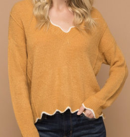 Hem & Thread Morning View Sweater