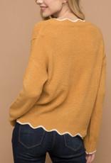 Hem & Thread Morning View Sweater