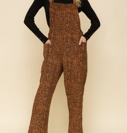 Hem & Thread Hear Me Roar Jumpsuit