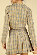 Honey Punch Totally Clueless Skirt