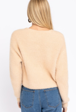 Le Lis In A Bind Sweater
