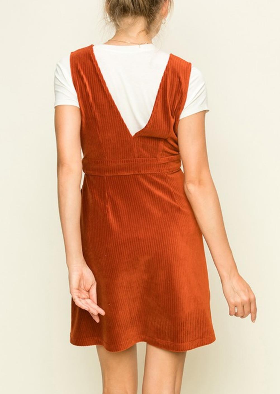 HyFve Pick Of The Patch Dress