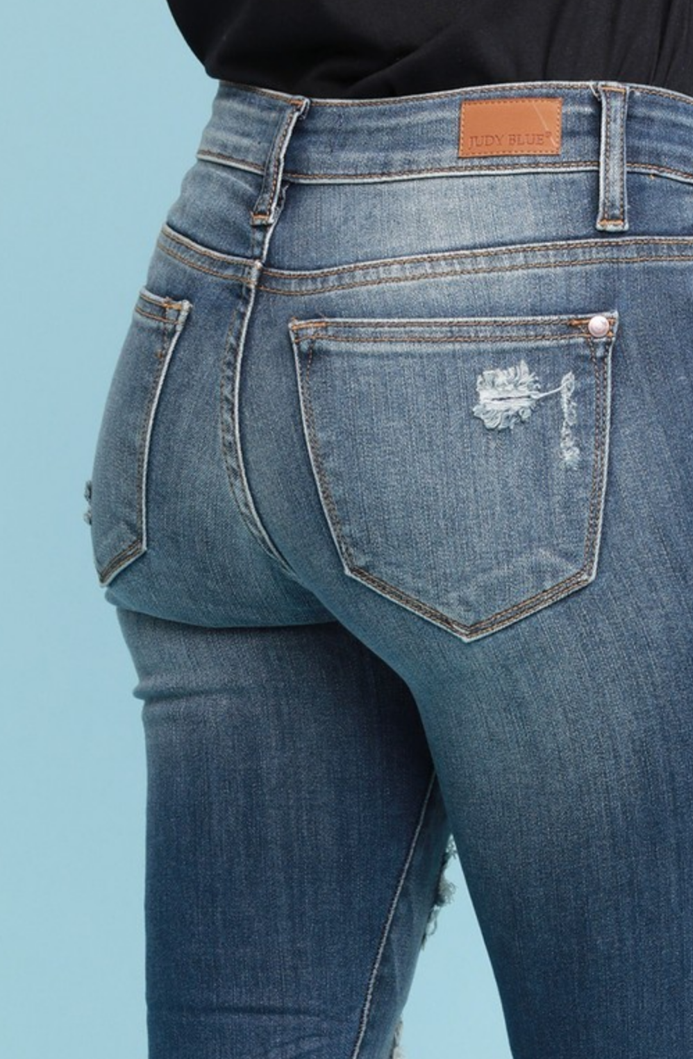 Judy Blue No Time To Waste Jeans
