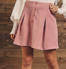Mustard Seed Make Me Blush Skirt