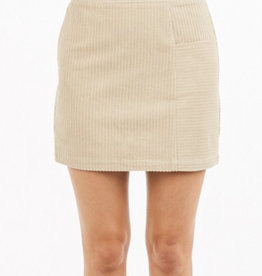 Love Riche Don't Fall Short Skirt