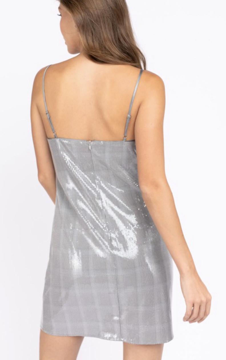 Le Lis Retrograde Dress