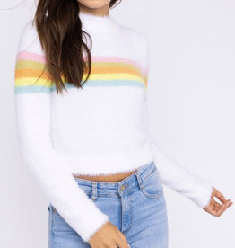 Le Lis Polaroid Sweater