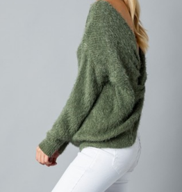 &Merci Pining For You Sweater