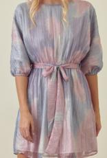 Storia Sparkling Personality Mini Dress
