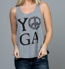 LA Soul Peace and Yoga Tank