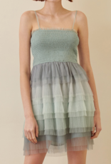 Storia FernGully Mini Dress