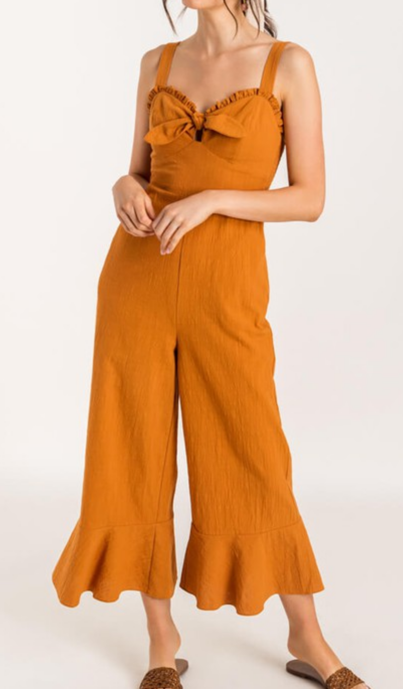 Lush Weekend Plans Jumpsuit