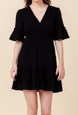 HyFve Passionate Heart Mini Dress