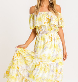 Lush Ready, Set, Vacay Dress