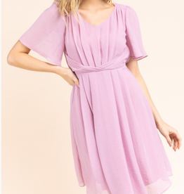 Gilli Quite the Charmer Midi Dress