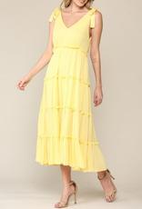 Illa Illa I Live for the Sun Midi Dress