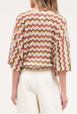 When Push Comes to Chevron Top