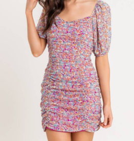 Lush Nothing Bud Love Dress