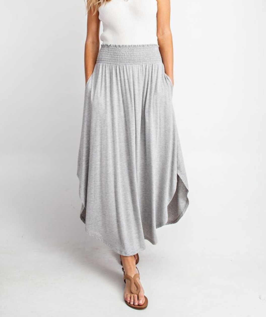 eesome Stay In Temptation Maxi Skirt