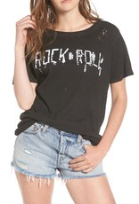 Precision Apparel Rock N Roll Crew Top