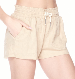 2NE1 Linen Up Shorts