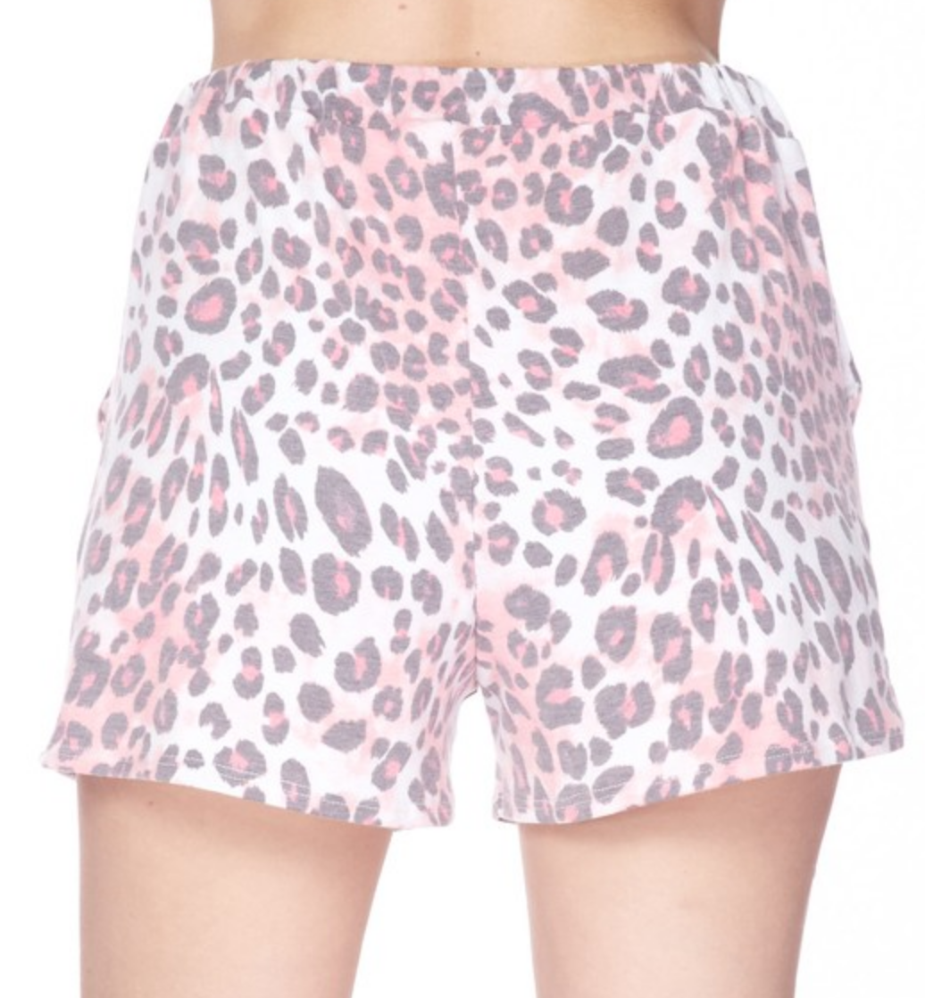 2NE1 Cat Nap Shorts
