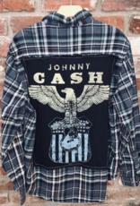 Sojara Johnny Cash SoJara Flannel