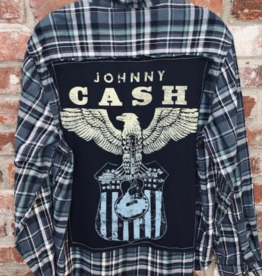 Sojara Johnny Cash SoJara Flannel