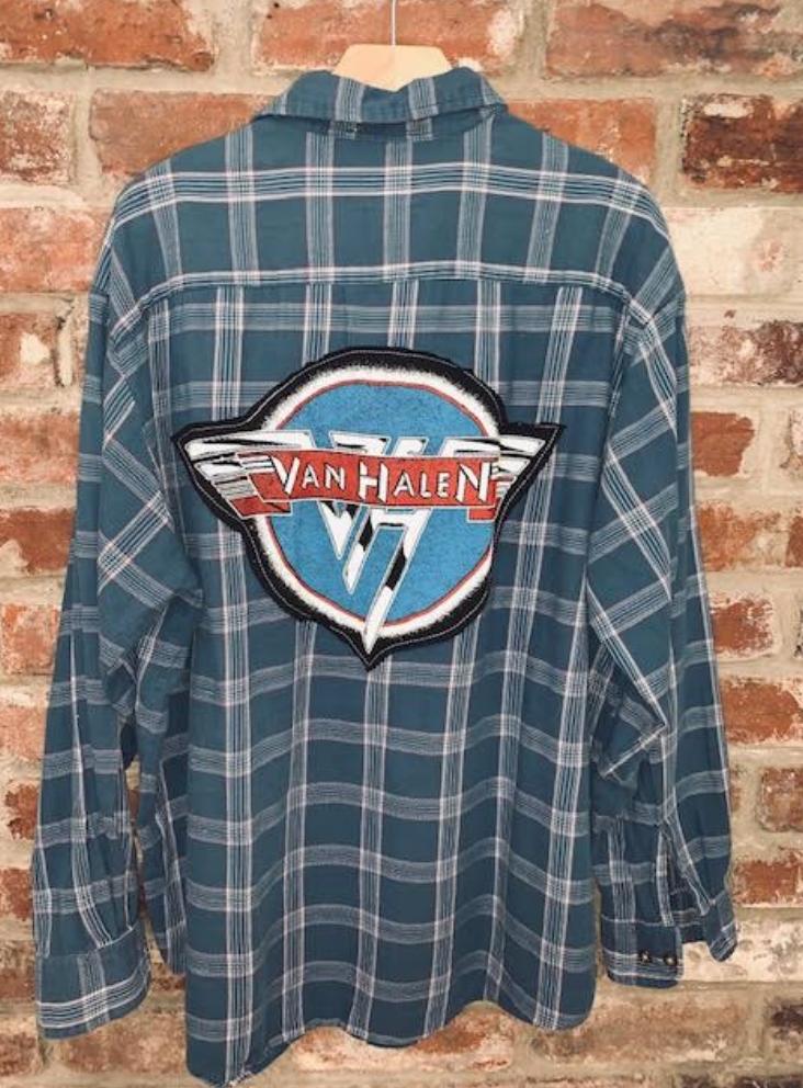 Sojara Van Halen SoJara Flannel