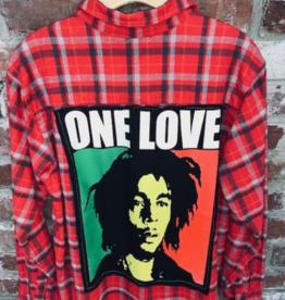 Sojara Bob Marley SoJara Flannel