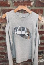 Sojara Silver Patch Sojara Sweatshirt