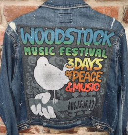 Sojara Woodstock SoJara Denim Jacket
