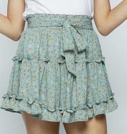 &Merci Plant One on Me Skirt