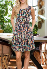 LA Soul Mushroom It May Concern Dress