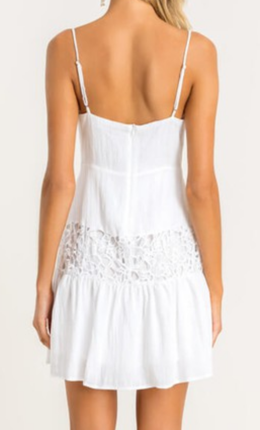 Lush This Must be the Lace Dress