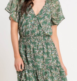 Lush Go with the Flow Dress