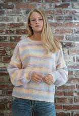 &Merci Space Dye Crewneck Sweater