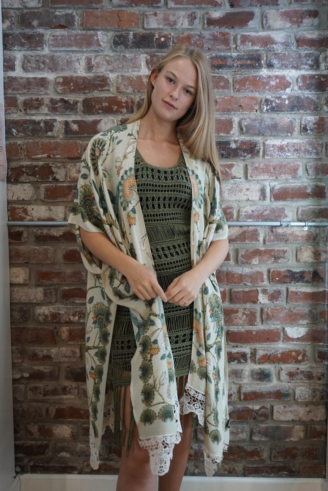 HyFve Caught Net Handed Dress