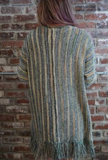 POL Multi Striped Cardigan