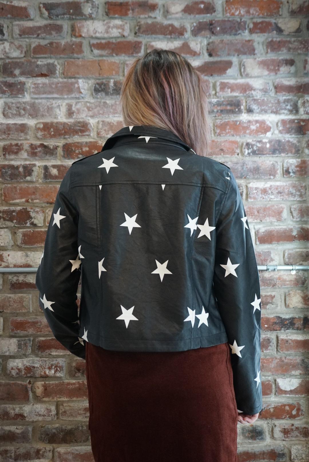 Le Lis Star Crossed Lovers Jacket