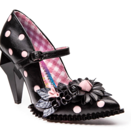 Irregular Choice Crystal Pips Heels