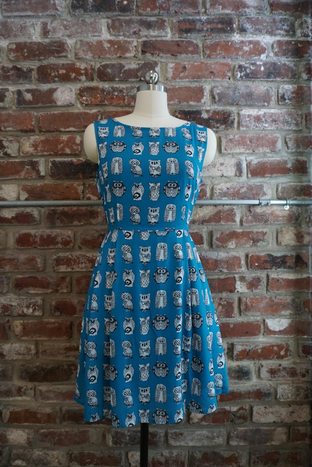 LA Soul Hoot Goes There Dress