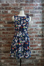 LA Soul Sushi Kind of Love Dress
