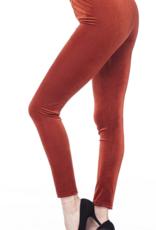 2NE1 Corduroy Ribbed Leggings