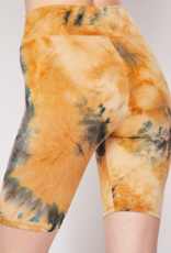 Tie Dye & Demand Shorts