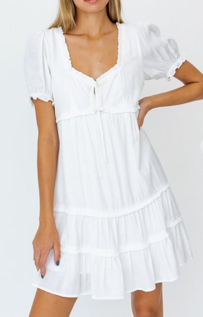 Le Lis Go With The Flow Dress