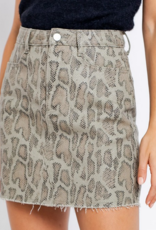 Le Lis Party Animal Skirt