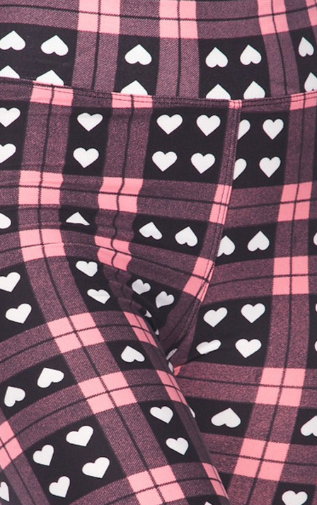 2NE1 Checkmate Shorts