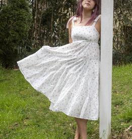 Storia She's A Wildflower Midi Dress